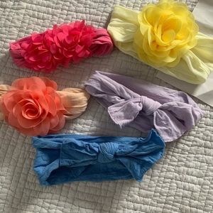 Lot of Baby Bling Bows
